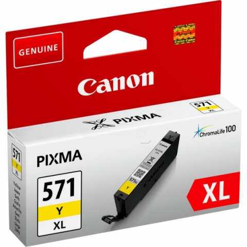 Canon CLI-571XLY passend f�r MG5750, MG6850