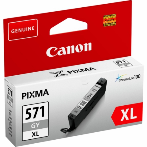 Canon CLI-571XLGY passend für MG5750, MG6850