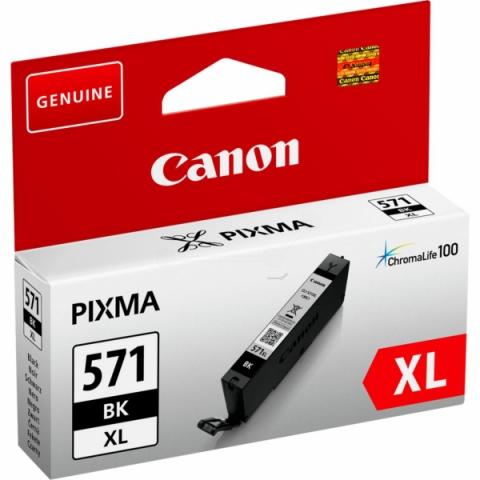 Canon CLI-571XLBK passend für MG5750, MG6850