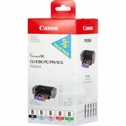 Canon 0620B027 Druckerpatronen im Multipack