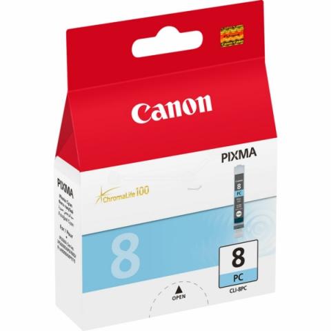 Canon CLI-8PC Druckerpatrone mit 13ml ChromaLife