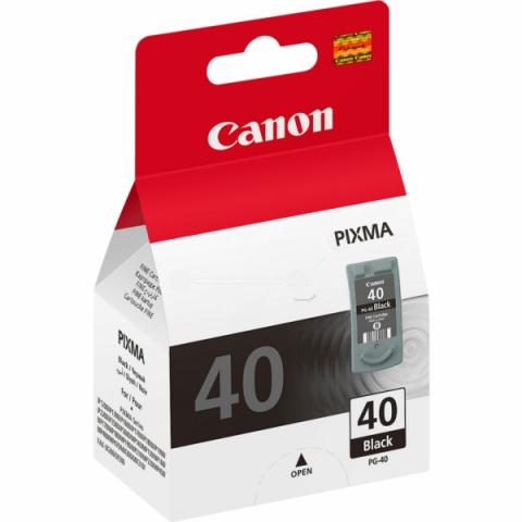 Canon PG-40 Druckerpatrone mit 16ml Inhalt,