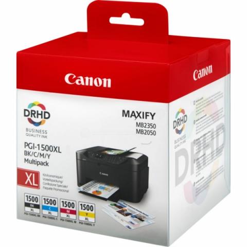 Canon PGI-1500 Multipack Druckerpatronen mit 3