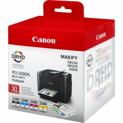 Canon PGI-2500XL Multipack Druckerpatronen