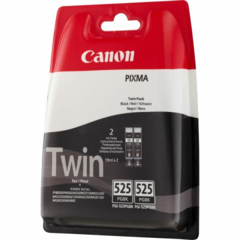 Canon PGI-525PGBKTWIN Doppelpack mit 2 x 19ml