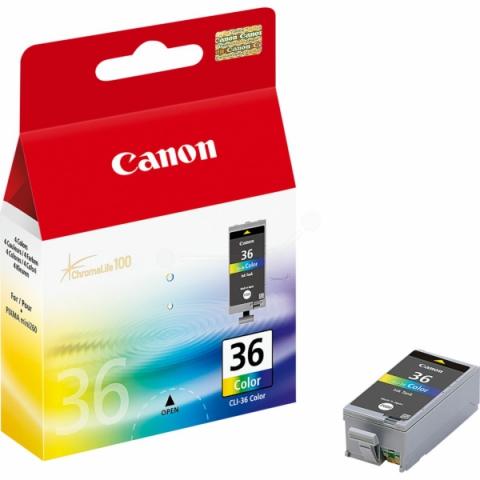Canon Tintenpatrone CLI36, mit 12 ml für ca. 249