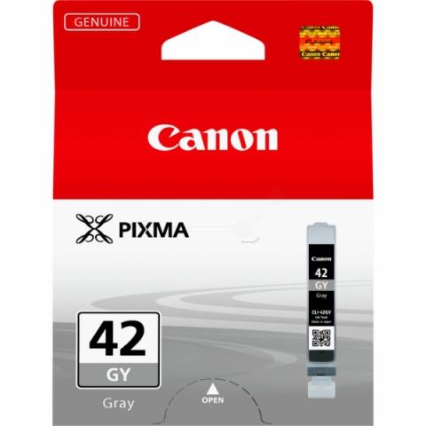 Canon CLI-42GY Tintenpatrone mit 13 ml,