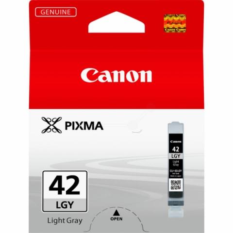 Canon CLI-42LGY Tintenpatrone mit 13 ml,
