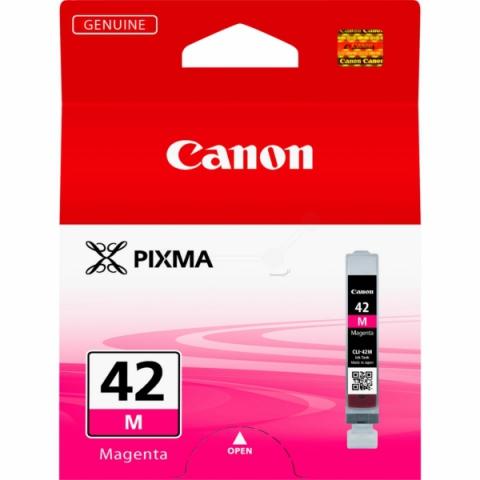 Canon CLI-42M Tintenpatrone mit 13 ml,