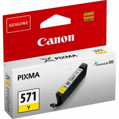 Canon CLI-571Y passend für MG5750, MG6850 und