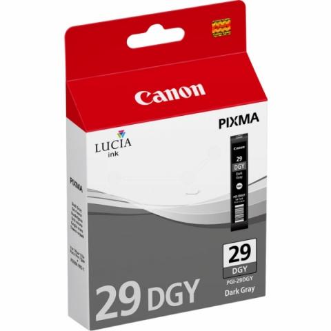 Canon PGI-29DGY Tintenpatrone für ca. 710