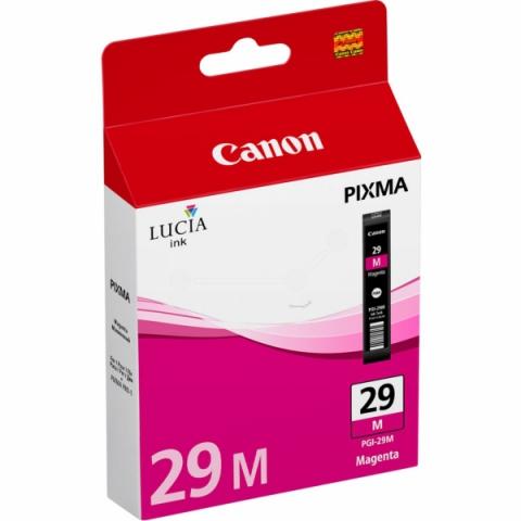 Canon PGI-29M Tintenpatrone für ca. 1.850 Seiten