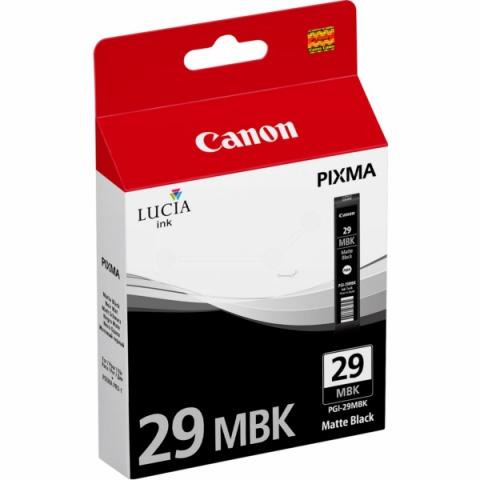Canon PGI-29MBK Tintenpatrone f�r ca. 1.925