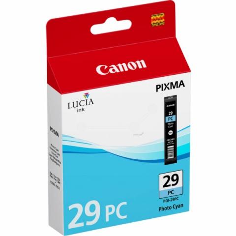 Canon PGI-29PC Tintenpatrone f�r ca. 400 Seiten,