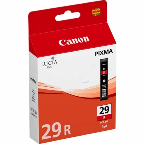 Canon PGI-29R Tintenpatrone für ca. 2.370 Seiten