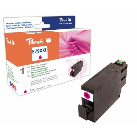 Peach Druckerpatrone, ersetzt C13T79014010, mit