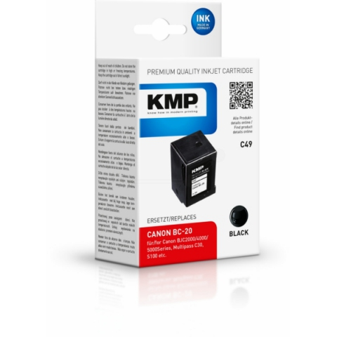 KMP Druckerpatrone High Capacity, Inhalt 44ml