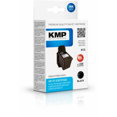 KMP Tintenpatrone für HP Deskjet 3320 , 3420 ,