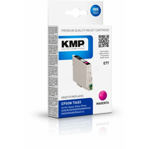 KMP Druckerpatrone ersetzt T04834010 passend für