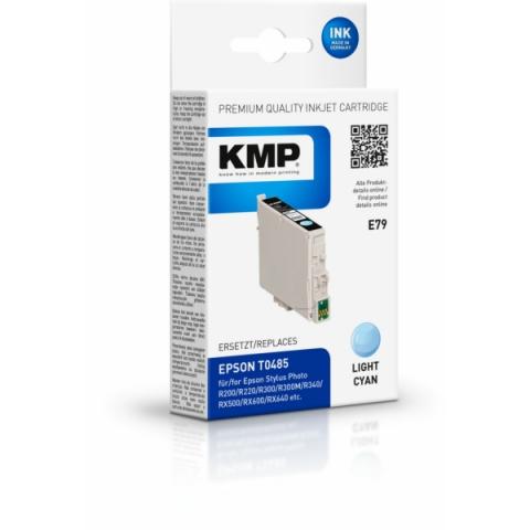 KMP Druckerpatrone ersetzt T04854010 passend für