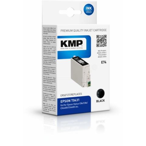 KMP Druckerpatrone ersetzt Epson T043140,