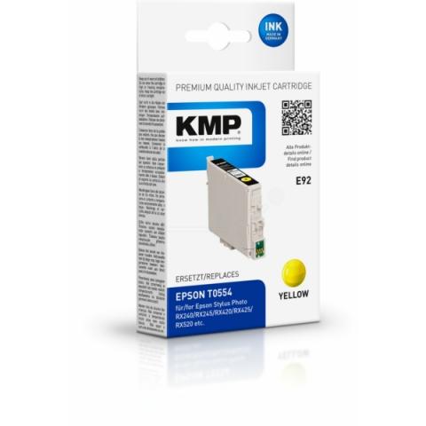 KMP Tintenpatrone ersetzt Epson T0554, Inhalt