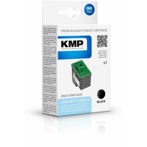 KMP Druckerpatrone ersetzt 10N0016E , 10NX217E,