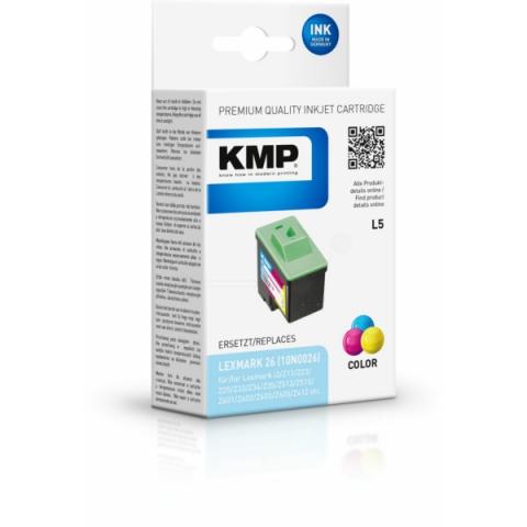 KMP Druckerpatrone ersetzt 10NX227E , 10N0026E,