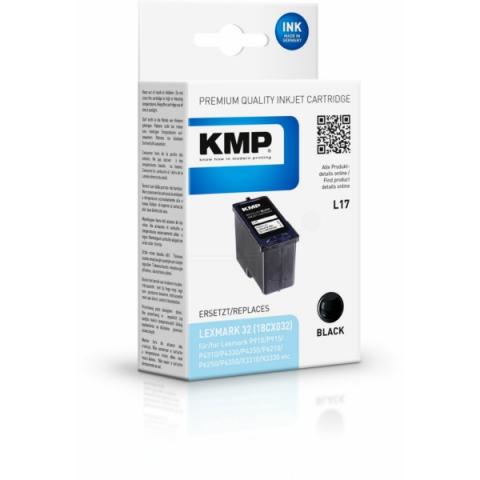 KMP Druckerpatrone passend für Lexmark