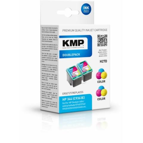 KMP Druckerpatrone für HP Deskjet 5740 , 5940 ,