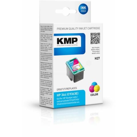 KMP Druckerpatrone für HP DJ 5740 , Photosmart