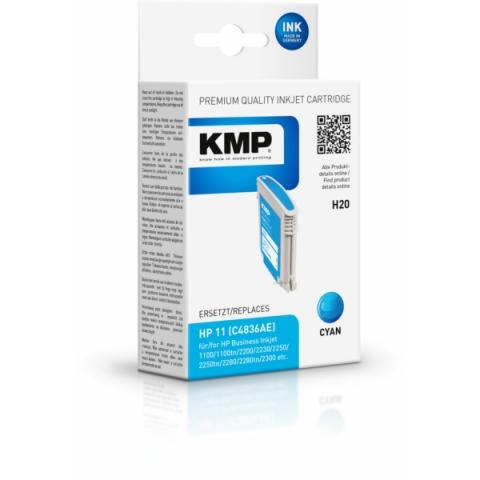 KMP Druckerpatrone ersetzt HP C4836A mit 28ml