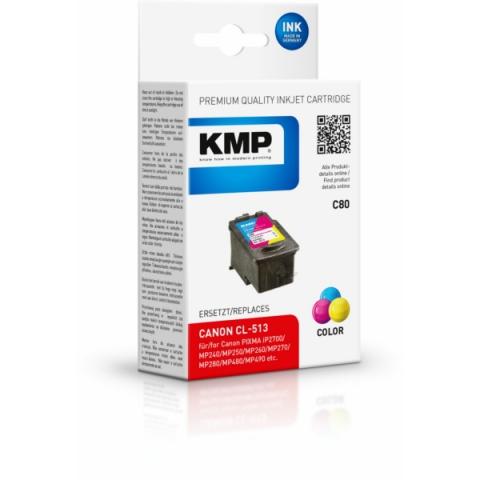 KMP Druckerpatrone ersetzt Canon CL-513 mit 13