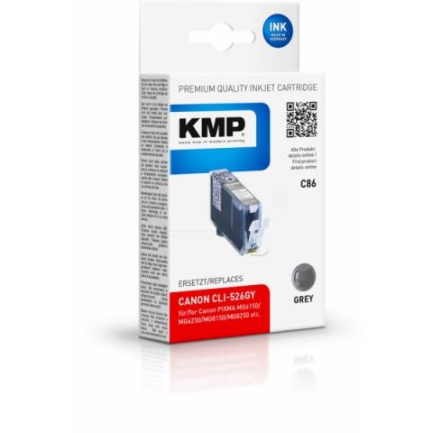 KMP Druckerpatrone ersetzt Canon CLI-526GY