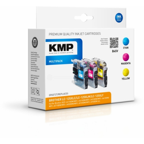 KMP Tintenpatrone, kompatibel, ersetzt