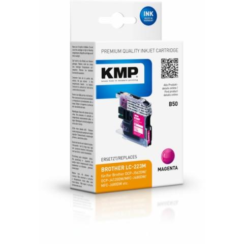 KMP Tintenpatrone ersetzt die Originalpatrone