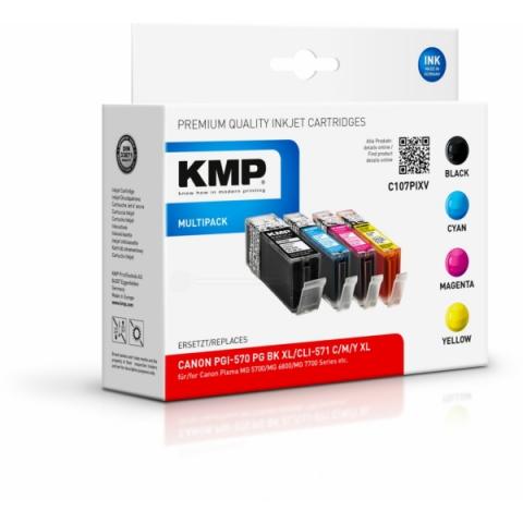 Kompatible Tintenpatrone ersetzt PGI570 PG