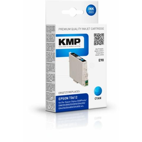 KMP Druckerpatrone ersetzt Epson T061240,