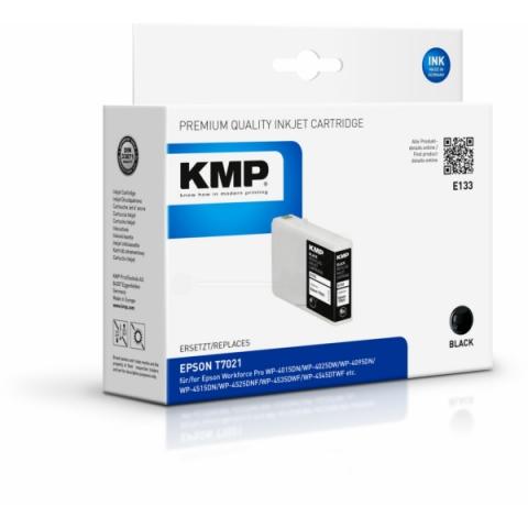 KMP Tintenpatrone ersetzt Epson original