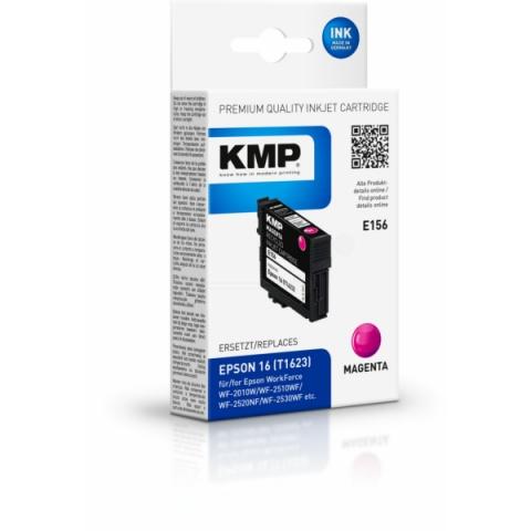 KMP Druckerpatrone, recycelt, E156 Magenta