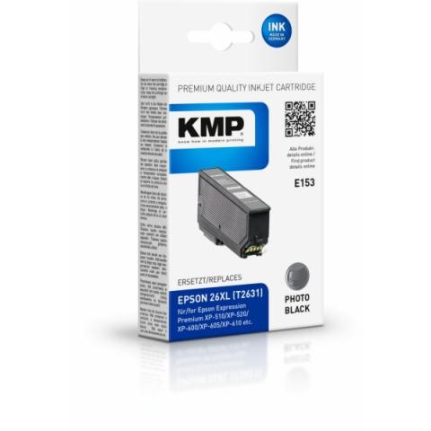 KMP Refilled Tintenpatrone ersetzt original