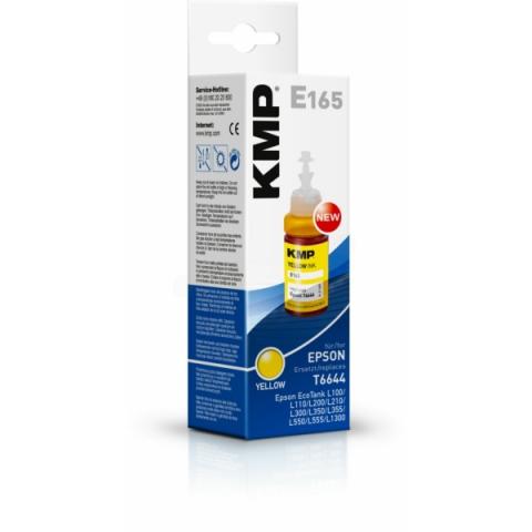 KMP Tintentank, nicht original, ersetzt T6641 ,