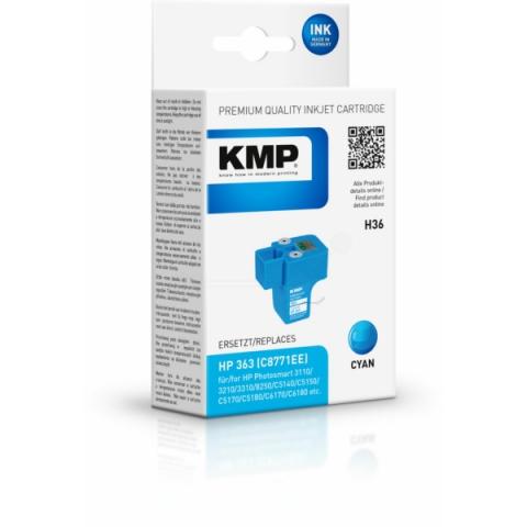 KMP Druckerpatrone, ersetzt C8772EE für HP