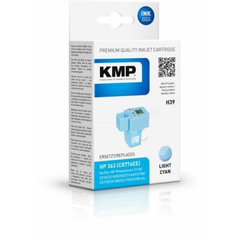 KMP Druckerpatrone, ersetzt C8774EE für HP