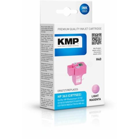 KMP Druckerpatrone, ersetzt C8775EE für HP
