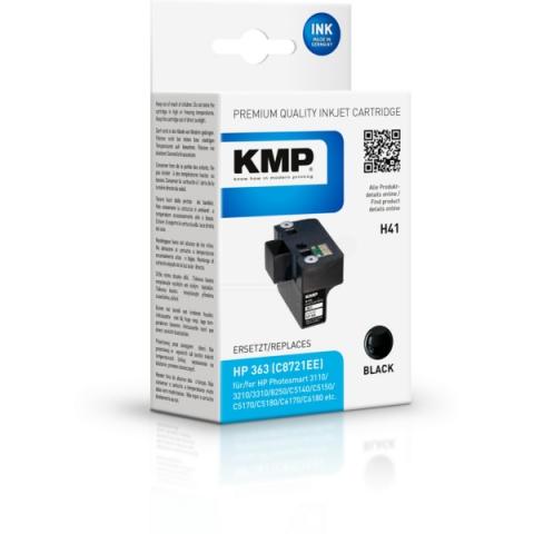 KMP Druckerpatrone, ersetzt C8721EE für HP