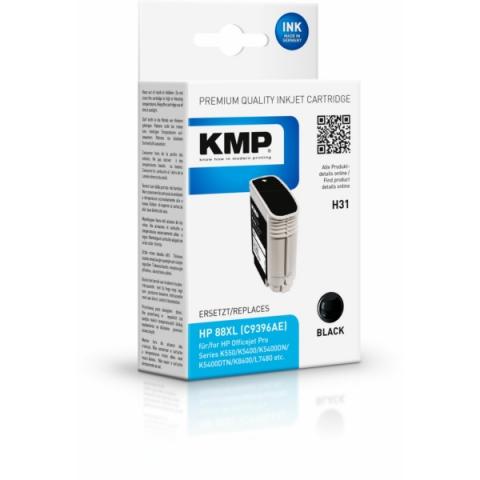 KMP Druckerpatrone ersetzt C9396AE als