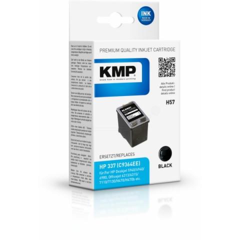 KMP Druckerpatrone mit Druckkopf ersetzt