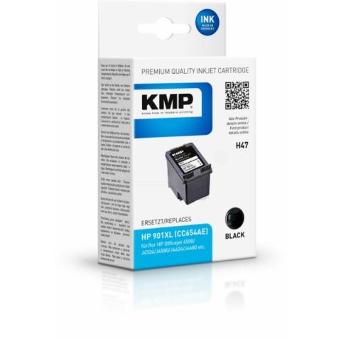 KMP Druckerpatrone ersetzt HP Nr. 901XL (