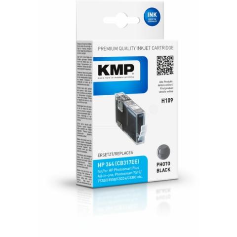 KMP Druckerpatrone ersetzt HP CB317EE für HP